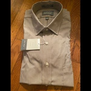 Lord & Taylor Mens Dress Shirt (16 1/2 34/35)